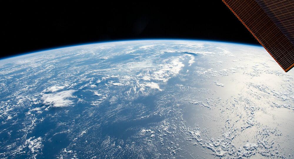 Bild der Erde aus dem Weltraum (Symbolbild)