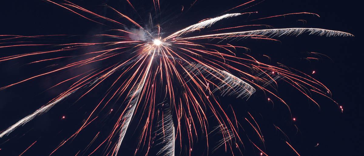 Feuerwerk zum selber zünden wie die Profis