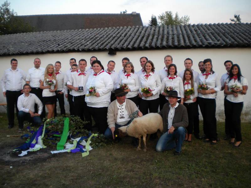 Gruppenbild aus dem Jahr 2012