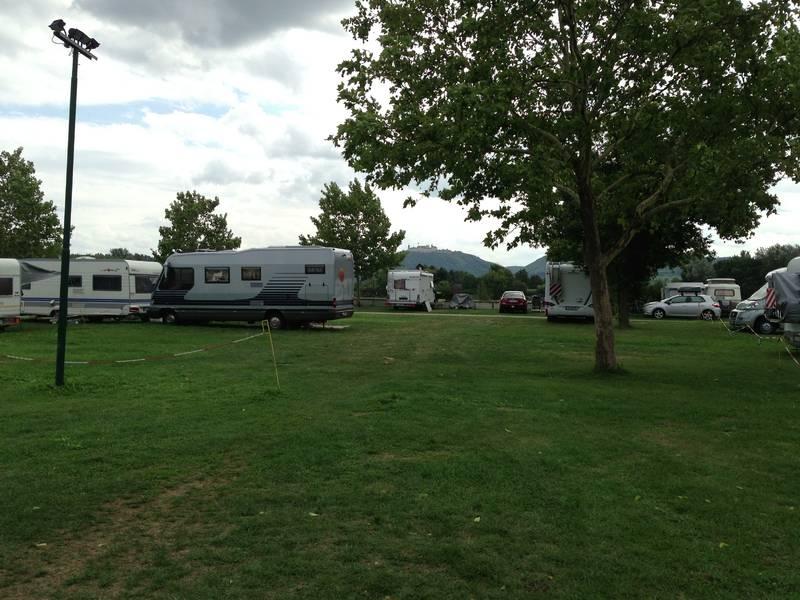 Campingplatz Donaupark Krems
