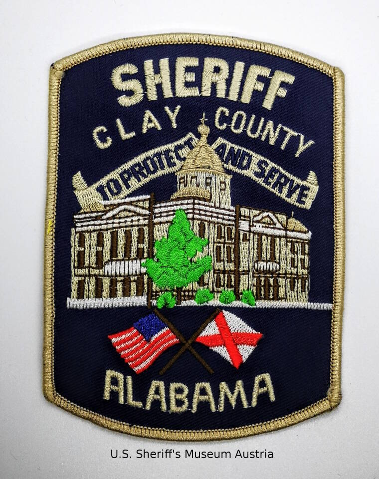 KNOX COUNTY TEXAS TX SHERIFF POLICE PATCH