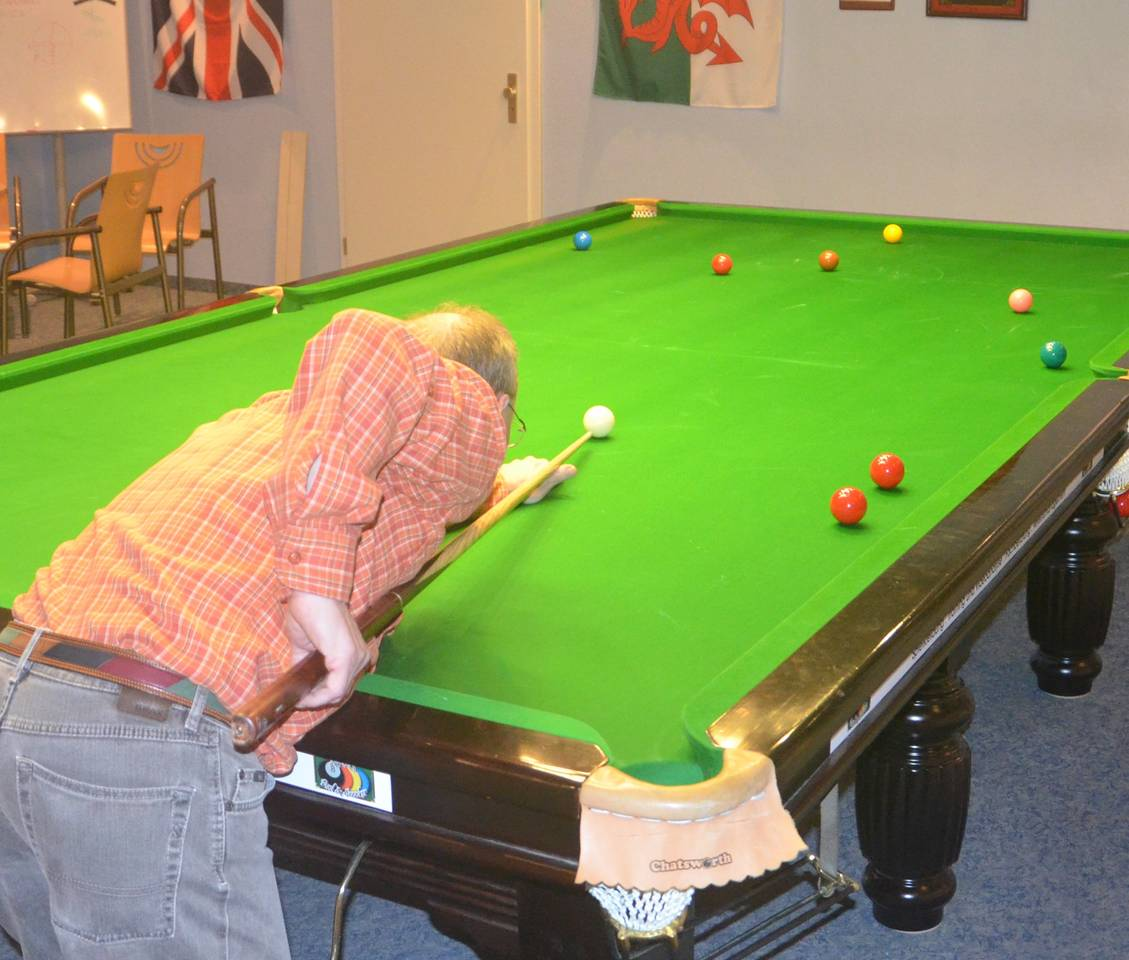 Billard Münster