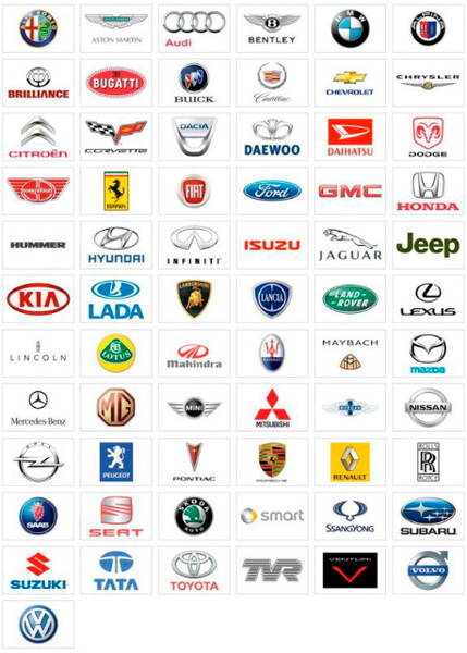 Cars A to Z  Links  Photos A  ABARTH to AUTO UNION