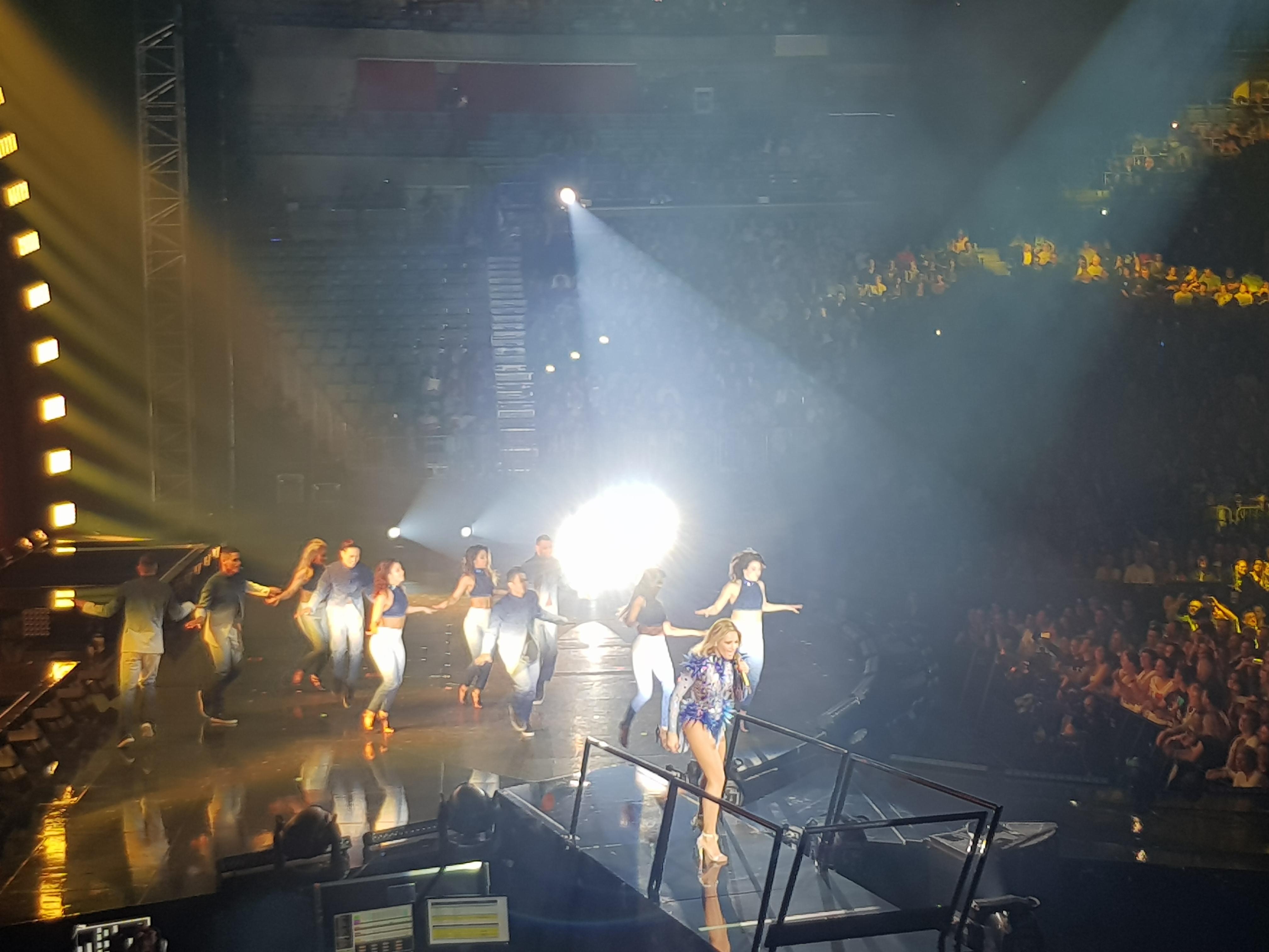 Helene Fischer Live Lanxess Arena Köln 24012018