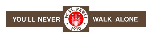 St Pauli Banner
