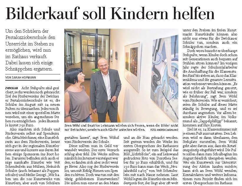 Freie Presse 29.06.2016