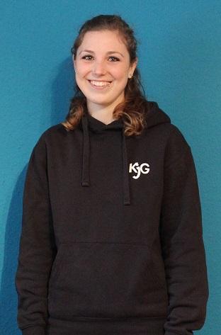 Gruppenleiterin Jacqueline Stier