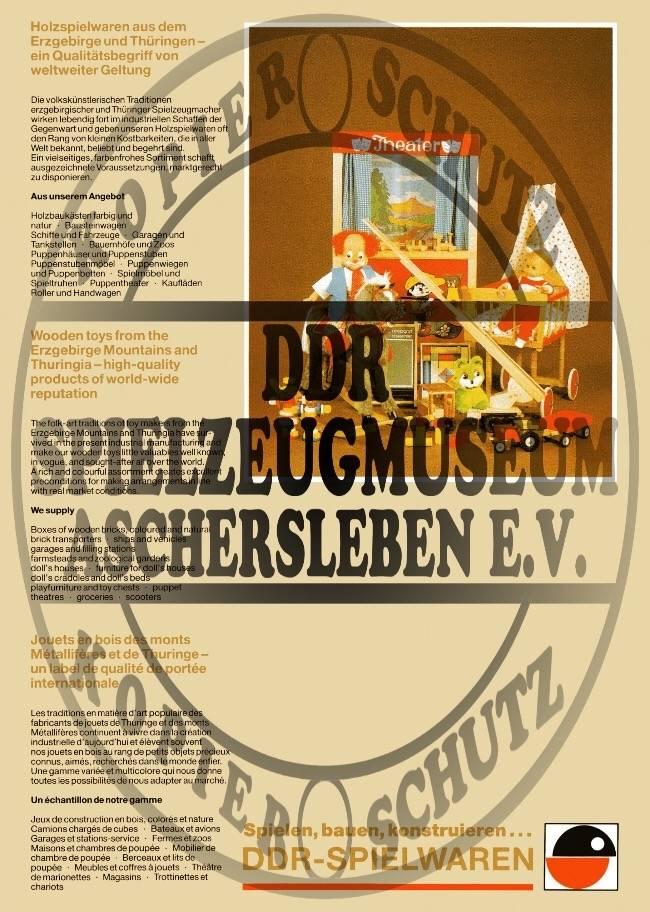 Ddr Spielzeugmuseum Aschersleben E V