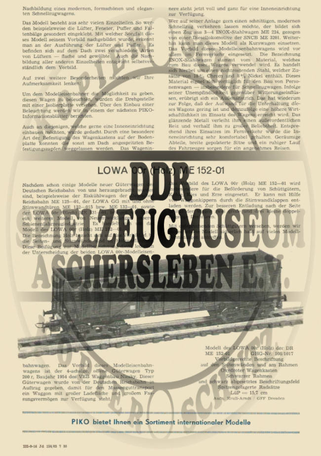 DDR Spielzeugmuseum Aschersleben e.V.
