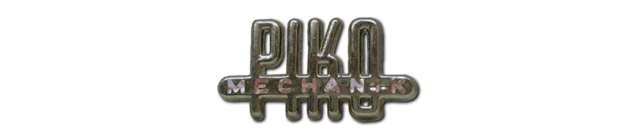 PIKO Mechanik (Pionier Konstruktion)