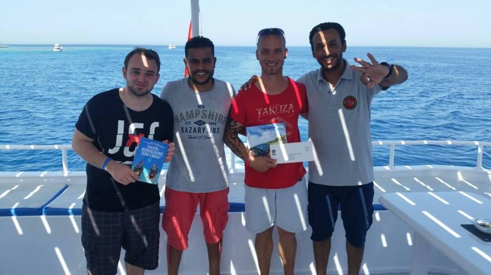 Tauchkurs in Hurghada