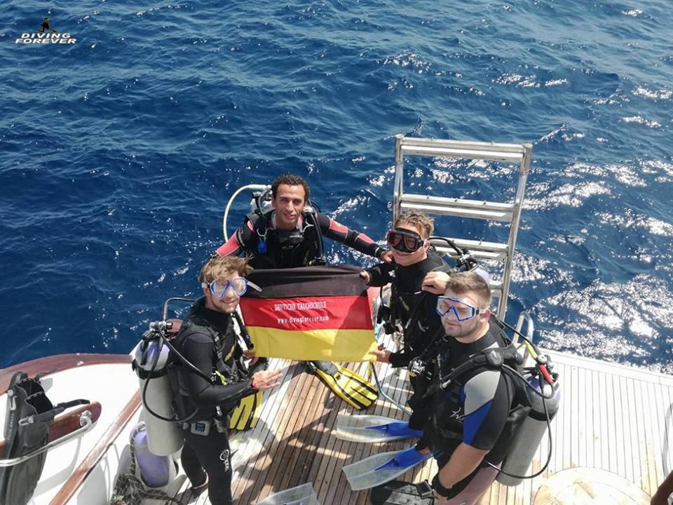 Tauchergruppe Diving Forever