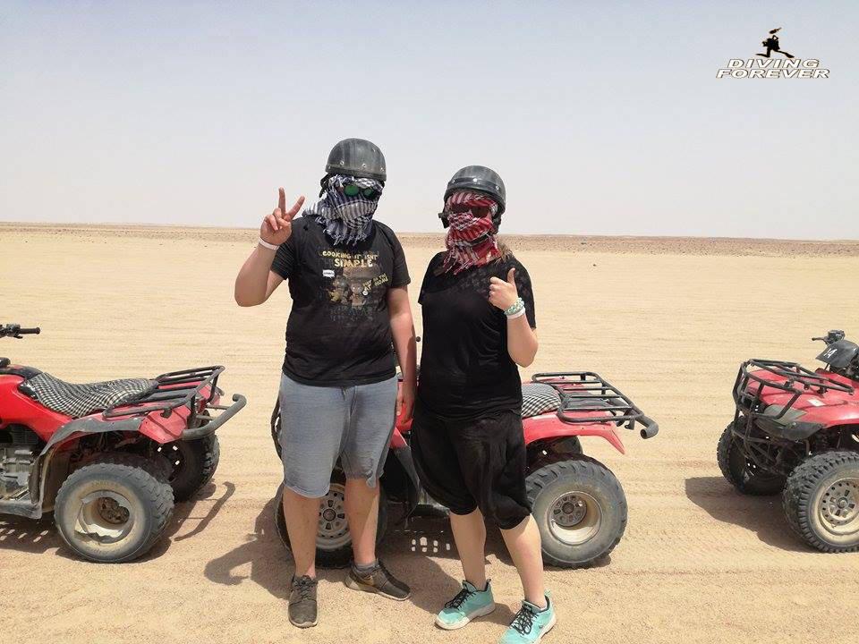Quadtour Hurghada