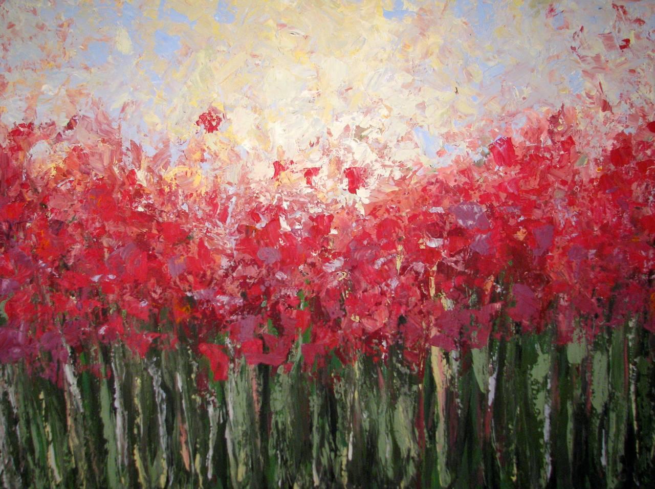 Landschaftsmalerei impressionismus  Atelier Birgit Braun Celle – Kunst, Malerei, Natur, Stillleben, Portrait