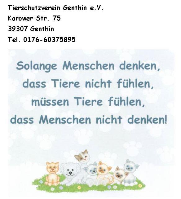 Tierschutzverein Genthin