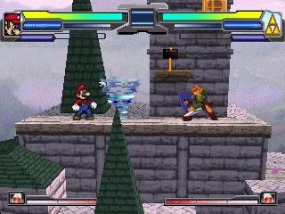 Super Smash Bros  Zone