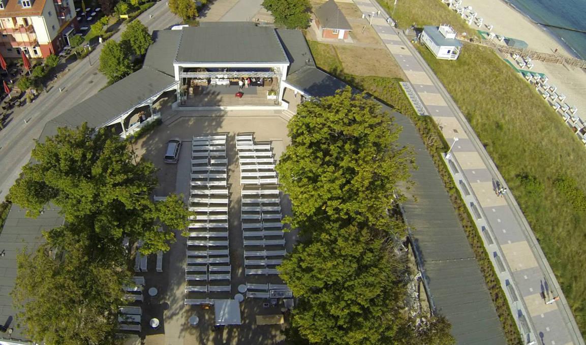 Luftbild Konzertgarten West