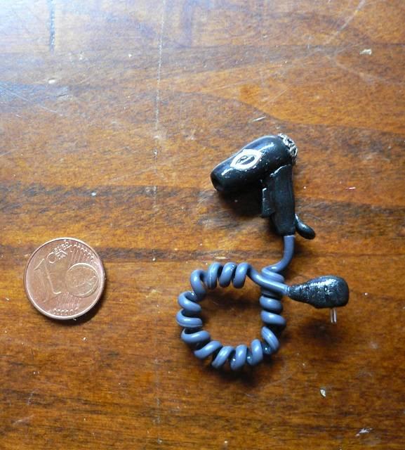 Miniatur Föhn