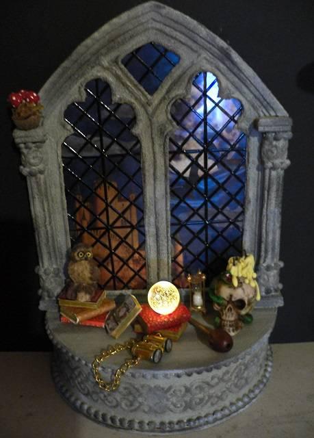 Hexen-Fenster