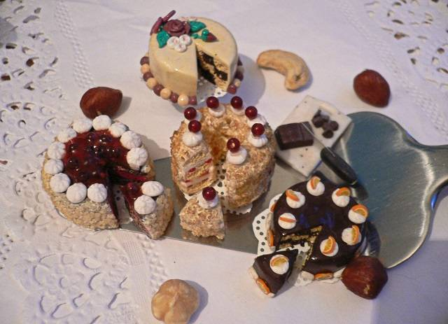 Miniatur Kuchen