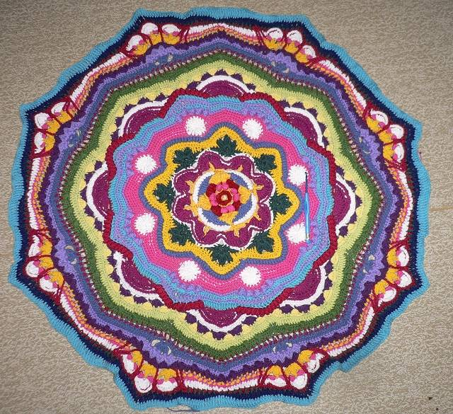 Mandala Madness Part 9