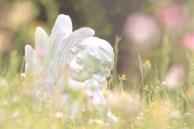 Wenn Engel Träumen eine Welt aus Gefühlen und magischen Momenten sanften Farben  und Harmonien die einen zur Ruhe kommen lassen