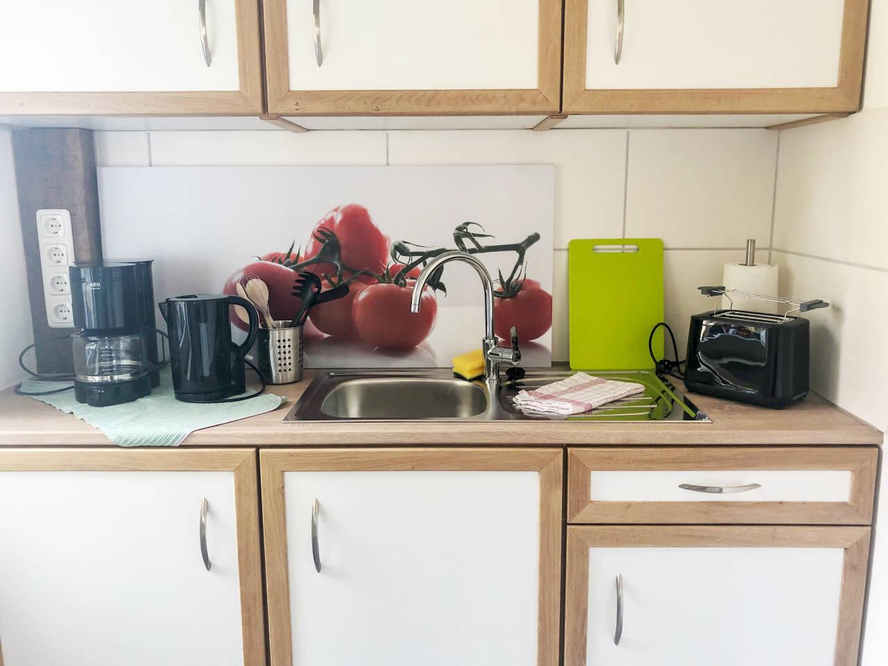 Küchenzeile in Rahden Stadtmitte