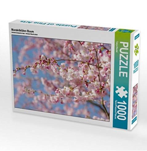 Mandelblüten Puzzel bei Amazon ganz einfach Bestellen den Frühling vorbereiten