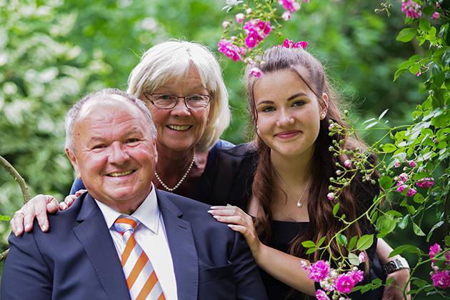 Hochzeit Familie Freund Fest Feiern Fotografie