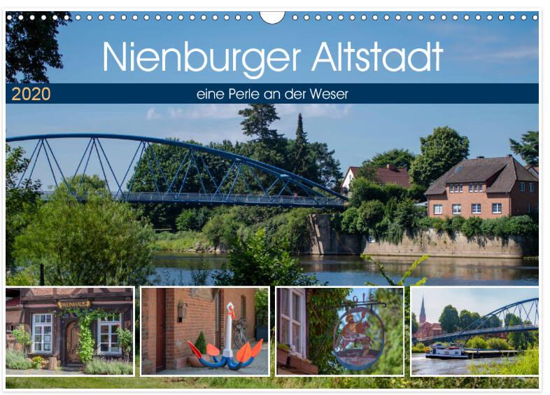 Eine Altstadt an der Weser, Nienburg