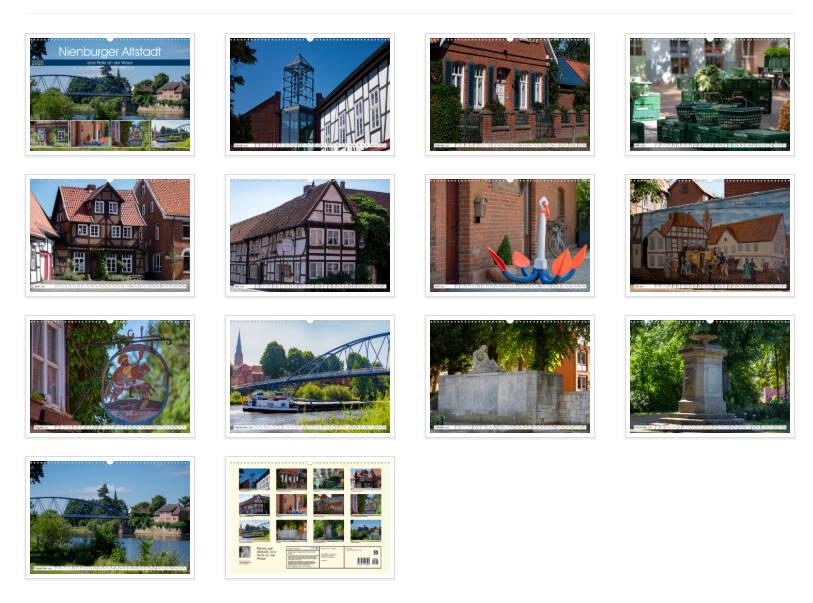 Nienburg Stadt an der schönen Weser