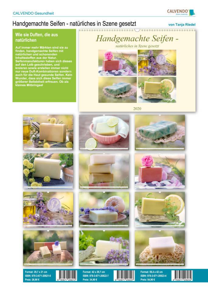 Seifenherstellung biologische Herstellung, mit Produkten aus der Natur