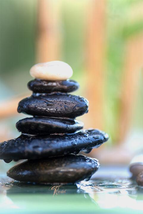 Wünsch dieses Wellness Spa Bild ist aus einer Serie mit mehreren Bildern die auf dem Gedanken des Feng Shui aufbauen