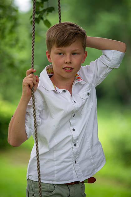 Kinder Fotografie Auftragsarbeit