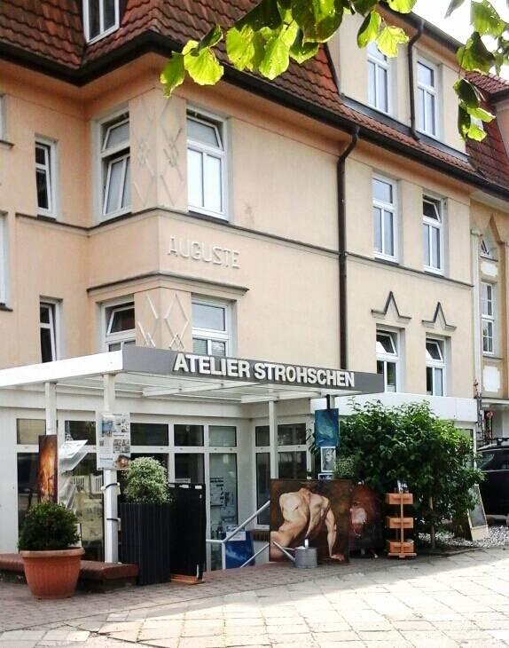 atelier sigrid strohschen warnemünde mühlenstraße mecklenburg vorpommern pinselführerschein