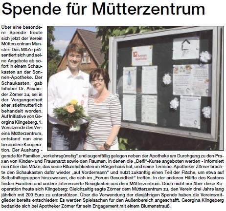 Heide-Kurier, 08.06.2014