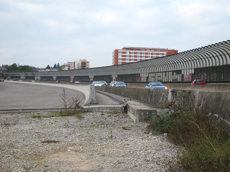 A661 Baustelle