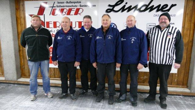 Sieger beim Kreispokal Herren-Ü50 201 Winter 2017/2018