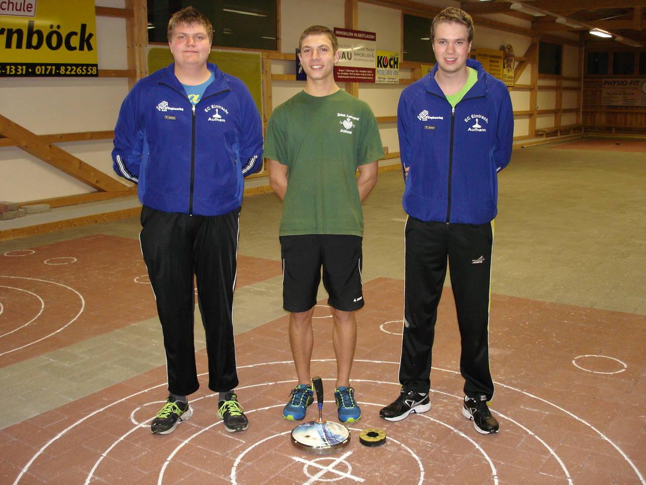 1. Platz Andreas Moosleitner