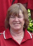 Maria Sappel, Damenwartin