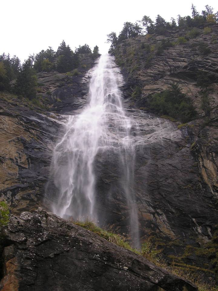 Maltatal Wasserfall