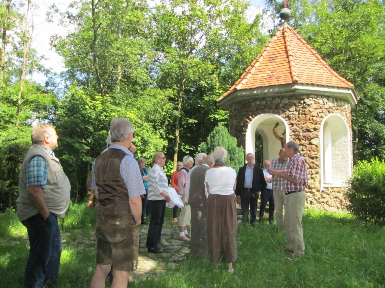 Gedenkstätte Reschendobl