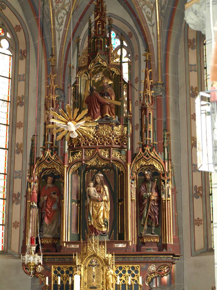 St. Laurentius, Obing