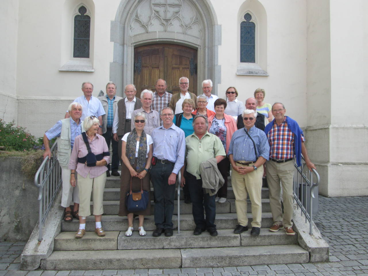 Aidenbach Gruppenfoto