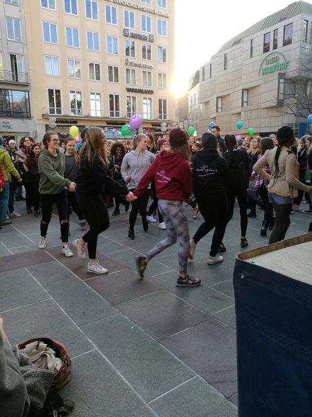 Bilder von OBR 2017 auf dem Marienplatz