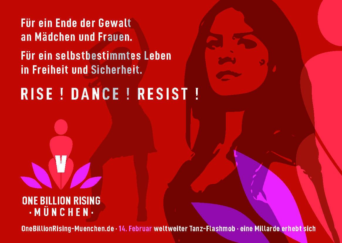 One Billion Rising München