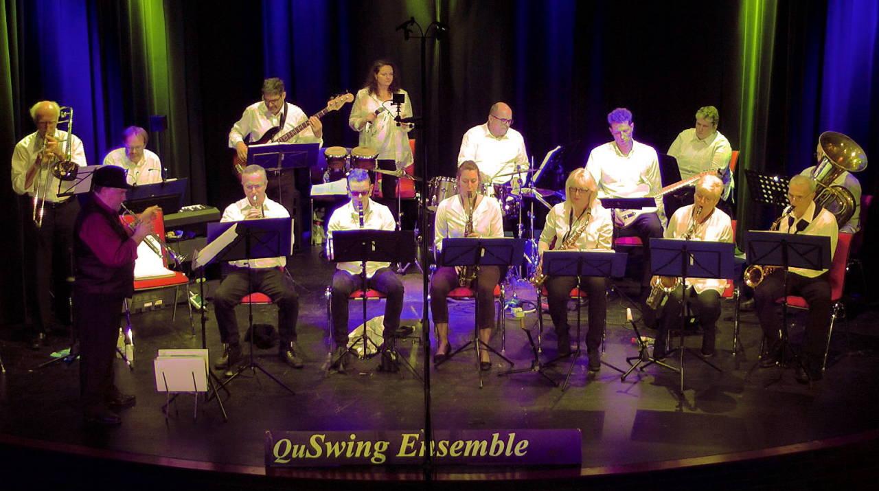Das Ensemble im November 2017