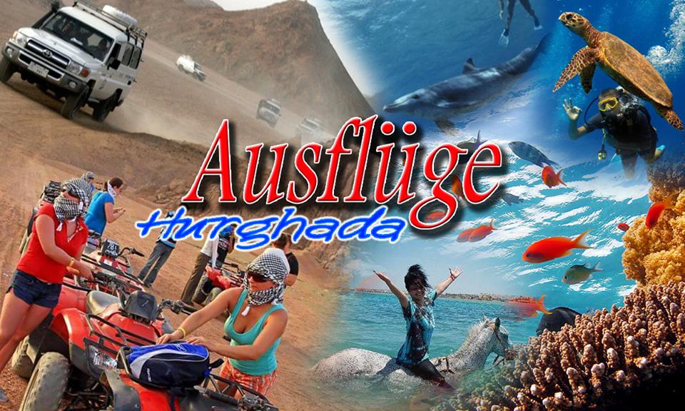 Titelbild von Ausflüge Hurghada