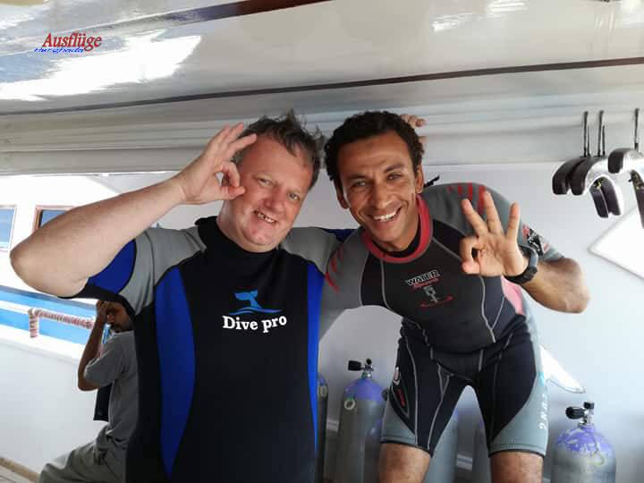 Privater Tauchguide Hurghada