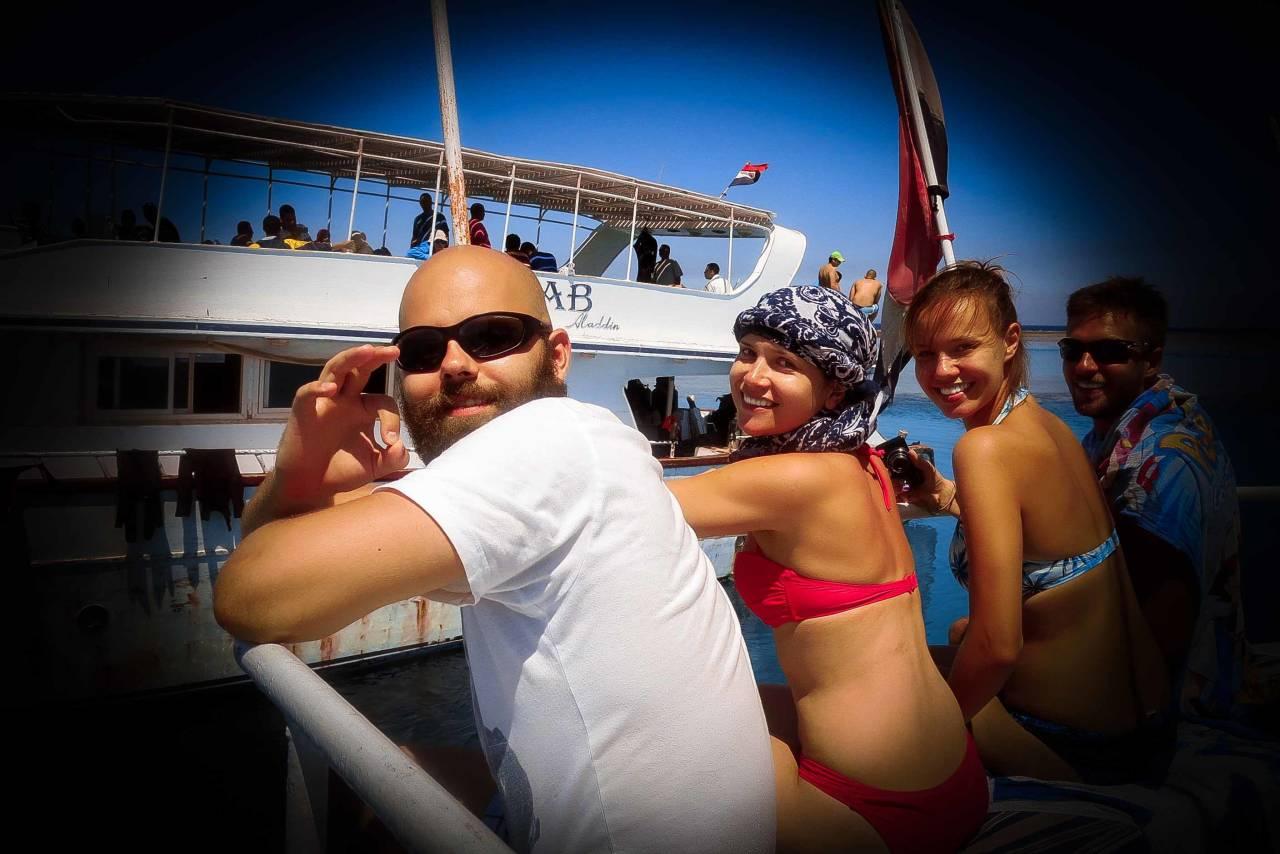 Schnuppertauchen mit Ausflüge Hurghada